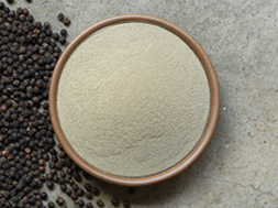 Black Pepper<br>Whole & Powder
