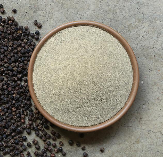 Black Pepper<br>Whole & Powder