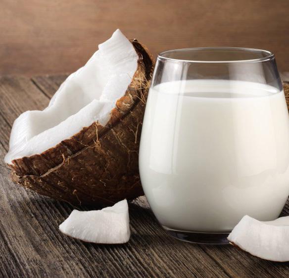 Organic Coconut Milk and Cream