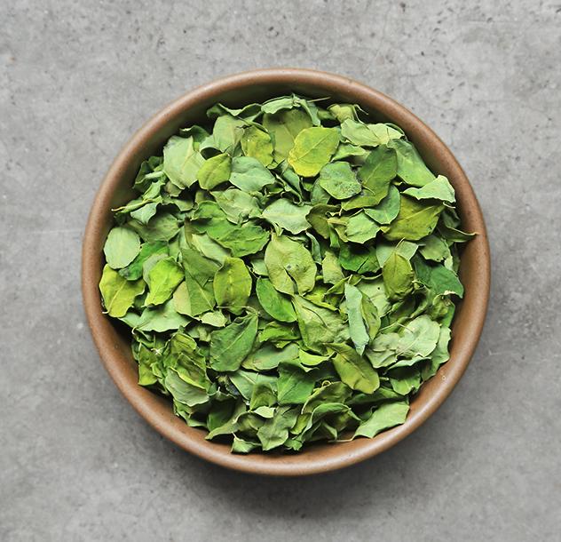 Dried Moringa